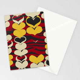 HAPPY HEARTS N7 Stationery Cards