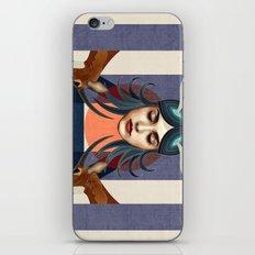 Antelope Girl iPhone & iPod Skin