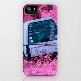 Abandoned car iPhone Case