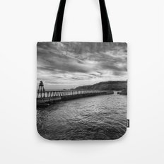 Whitby Revisited  Tote Bag