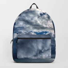 Stormy skies Backpack