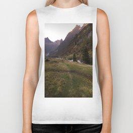 Swiss Alps Biker Tank