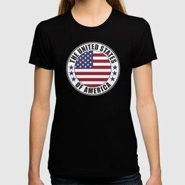 The United States of America - USA T-shirt