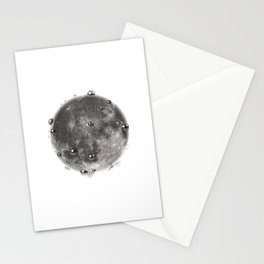 My Moon Stationery Cards
