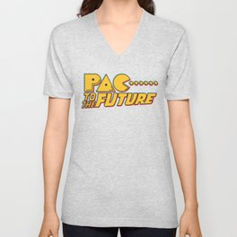 Pac to the Future Unisex V-Neck