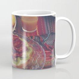 Food photography, fruit still life, kitchen wall art, bed & breakfast, food porn, fine art Coffee Mug