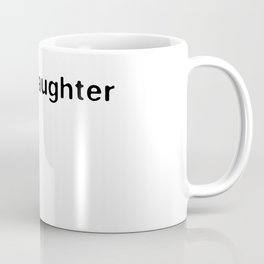 love+laughter Coffee Mug