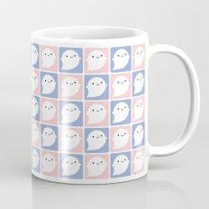 Kawaii Little Ghosts Mug