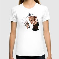 freddy krueger T-shirts featuring Freddy by iankingart