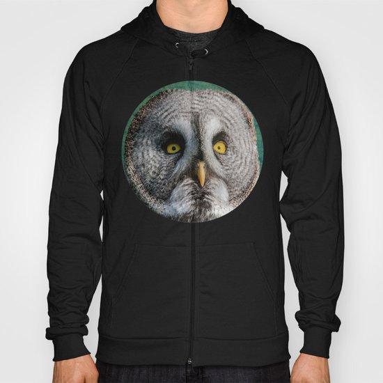 GREY OWL Hoody