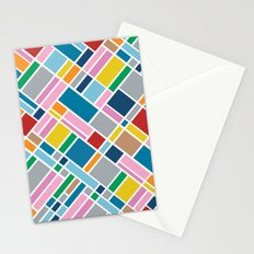 Map Outline 45 Stationery Cards