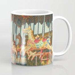 Seaside Carousel Coffee Mug