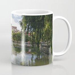 Potala Palace Tibet Coffee Mug