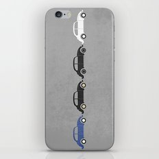 vw beetle abbey road  iPhone & iPod Skin