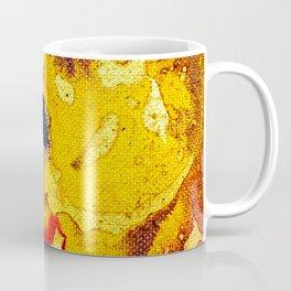 Polychromoptic #3 by Michael Moffa Coffee Mug