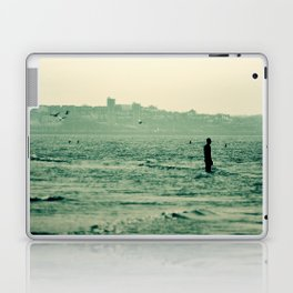 Out in the Ocean Laptop & iPad Skin
