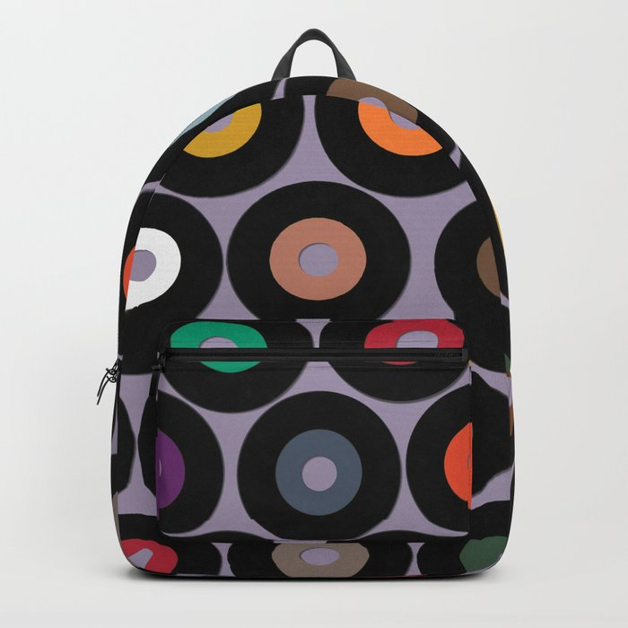 VINYL lilac Backpack