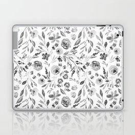Indy Bloom Farm house florals Laptop & iPad Skin