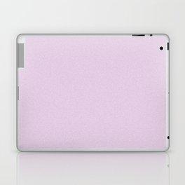 Pastel Violet Saturated Pixel Dust Laptop & iPad Skin
