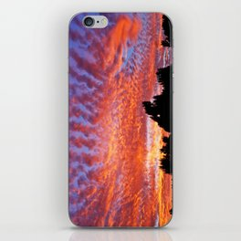 Sunset At Marbella Golf & Country Club iPhone Skin