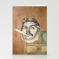 che Stationery Cards featuring Che by Jason Ratliff