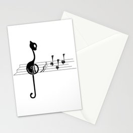 stave Stationery Cards