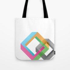 Penrose Diamonds Tote Bag