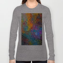 Water&&Oil Don't Mix. Long Sleeve T-shirt