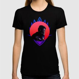 Star Lord 80's Charcter Poster T-shirt