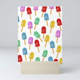 Ice Lolly Mini Art Print