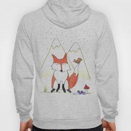 Hello Mr Fox! Hoody
