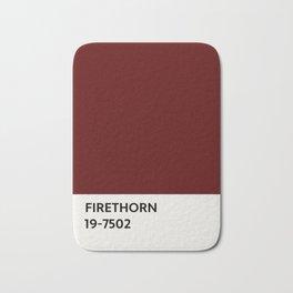 Firethorn Chip Bath Mat