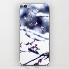 et spherae igitur nix iPhone Skin