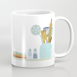 The Kitchen Shelf Coffee Mug