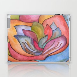Bright Flower Laptop & iPad Skin