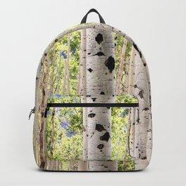 Dreamy Aspen Grove Backpack