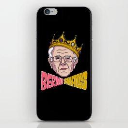 Bernie Smalls iPhone Skin