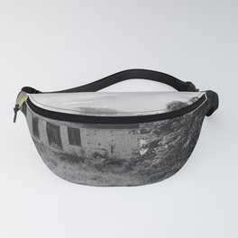 Farm - Black and White Fanny Pack