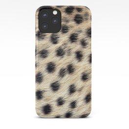 Cheetah Pattern Style iPhone Case