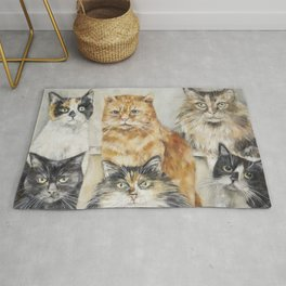 Jury's Out Rug