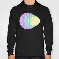 rainbow pastel Hoody