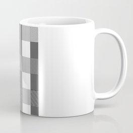 Yogi, B&W Coffee Mug