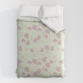 Strawberry Fields Comforters
