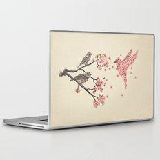 Blossom Bird  Laptop & iPad Skin