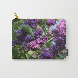 The Smell of Lilacs Carry-All Pouch