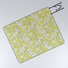 ginkgo leaves (special edition) Picnic Blanket