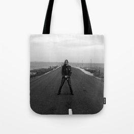 Fenriz Holy Island 1 Tote Bag