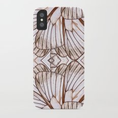Butterfly seduction Slim Case iPhone X