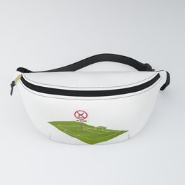 No Diving Fanny Pack