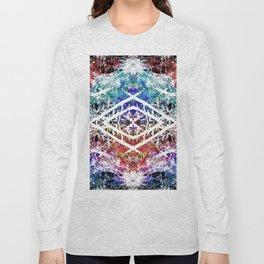 Nature's Symmetry Plus Color Long Sleeve T-shirt